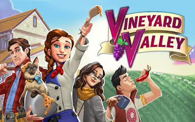 Vineyard Valley (MOD, Unlimited Money/Tickets) APK Download