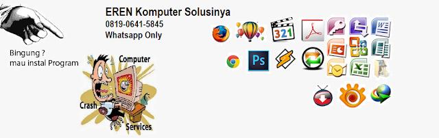 EREN Komputer : Jasa Service Komputer Panggilan Selesai Di Tempat