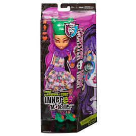 MH Inner Monster Scared Silly Doll