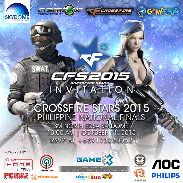 Crossfire 2015 National Finals
