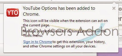 youtube_options_installation_success