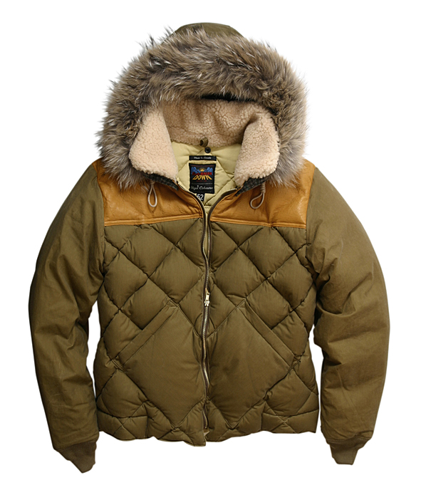751d7ad65521 NIGEL CABOURN Everest Parka  NEW dark brown sheepskin collar! nice look and  pactical