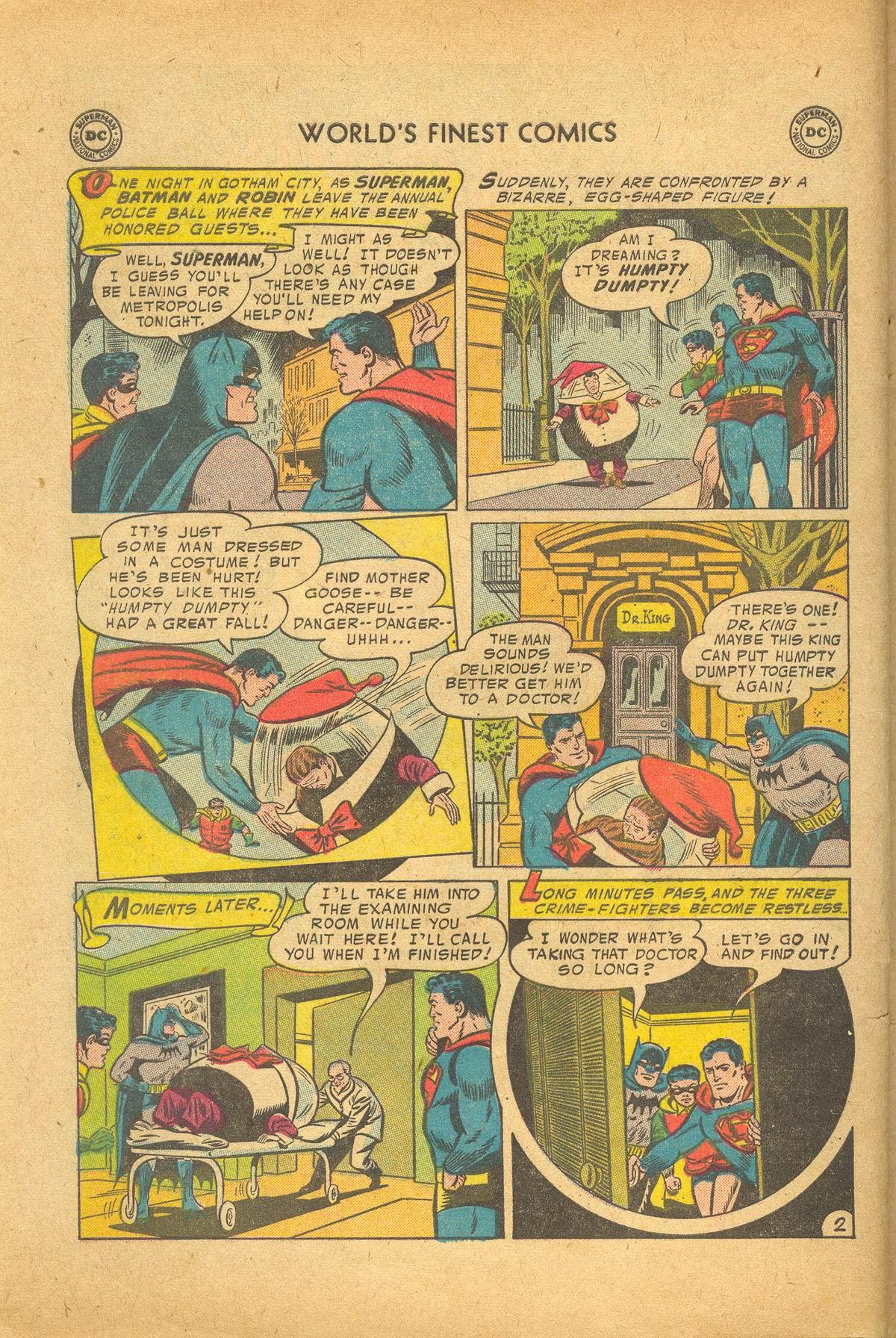 Read online World's Finest Comics comic -  Issue #83 - 4