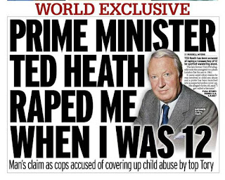 Image result for edward heath jimmy savile