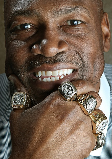 How Many Rings Does Charles Haley Have