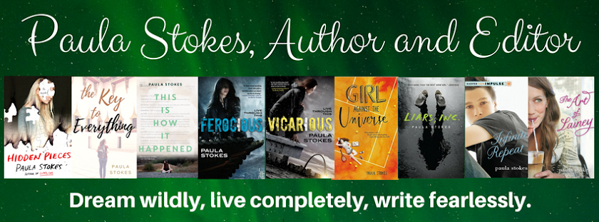 Author Paula Stokes: Books