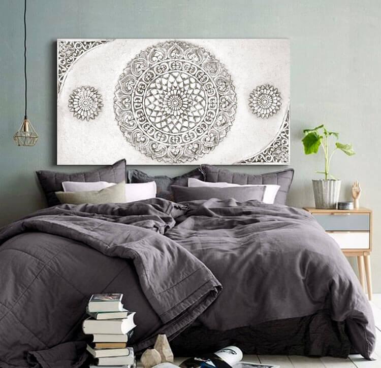 Sensaciones de hogar cuadros decorativos online for Cuadros para decorar dormitorios