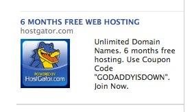 free hosting from hostgator