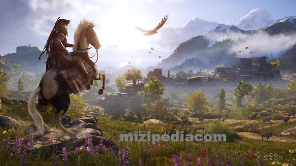 Download Gratis Assassins Creed Origins dengan Semua DLC dan Pembaruan