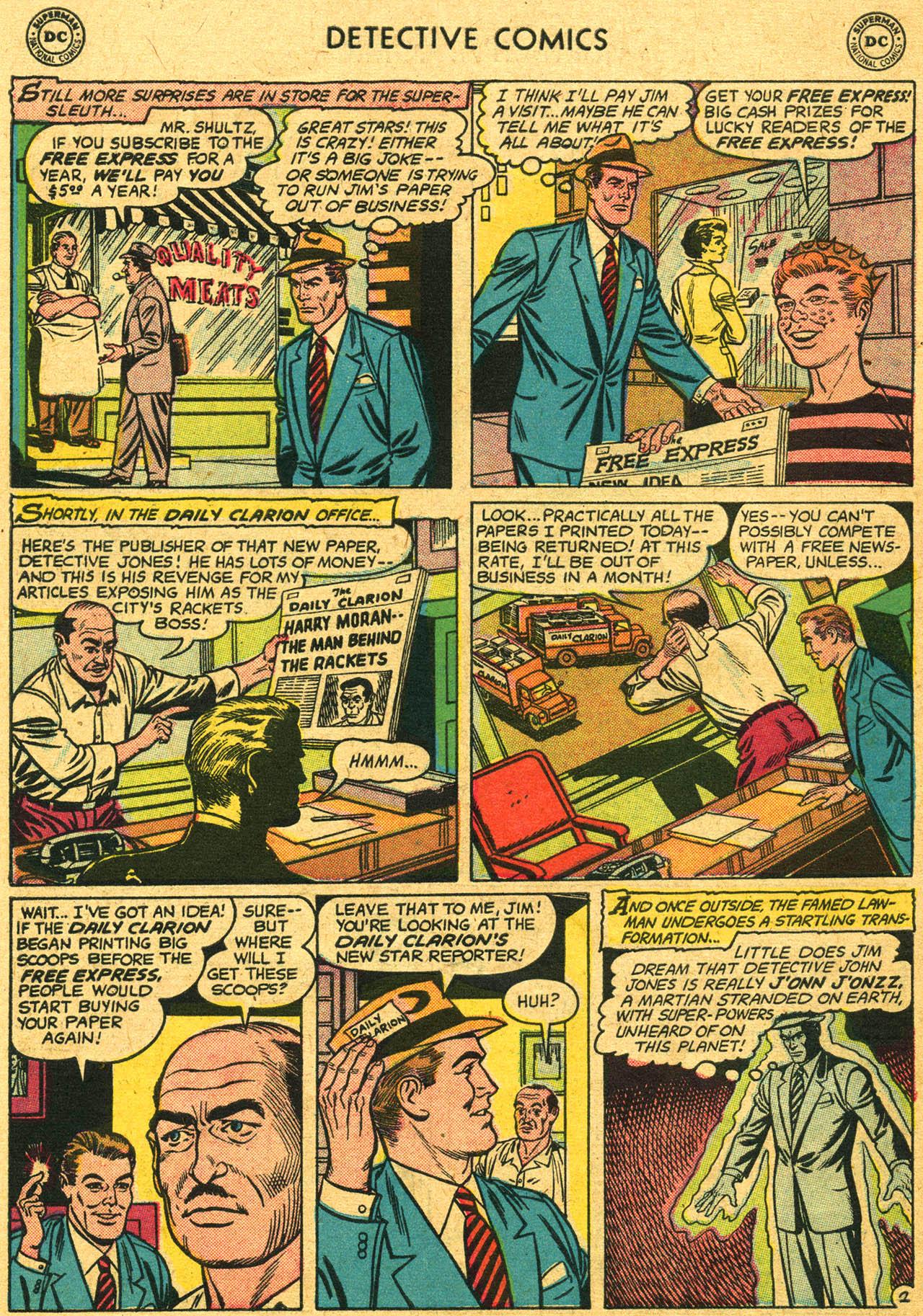 Detective Comics (1937) 253 Page 27