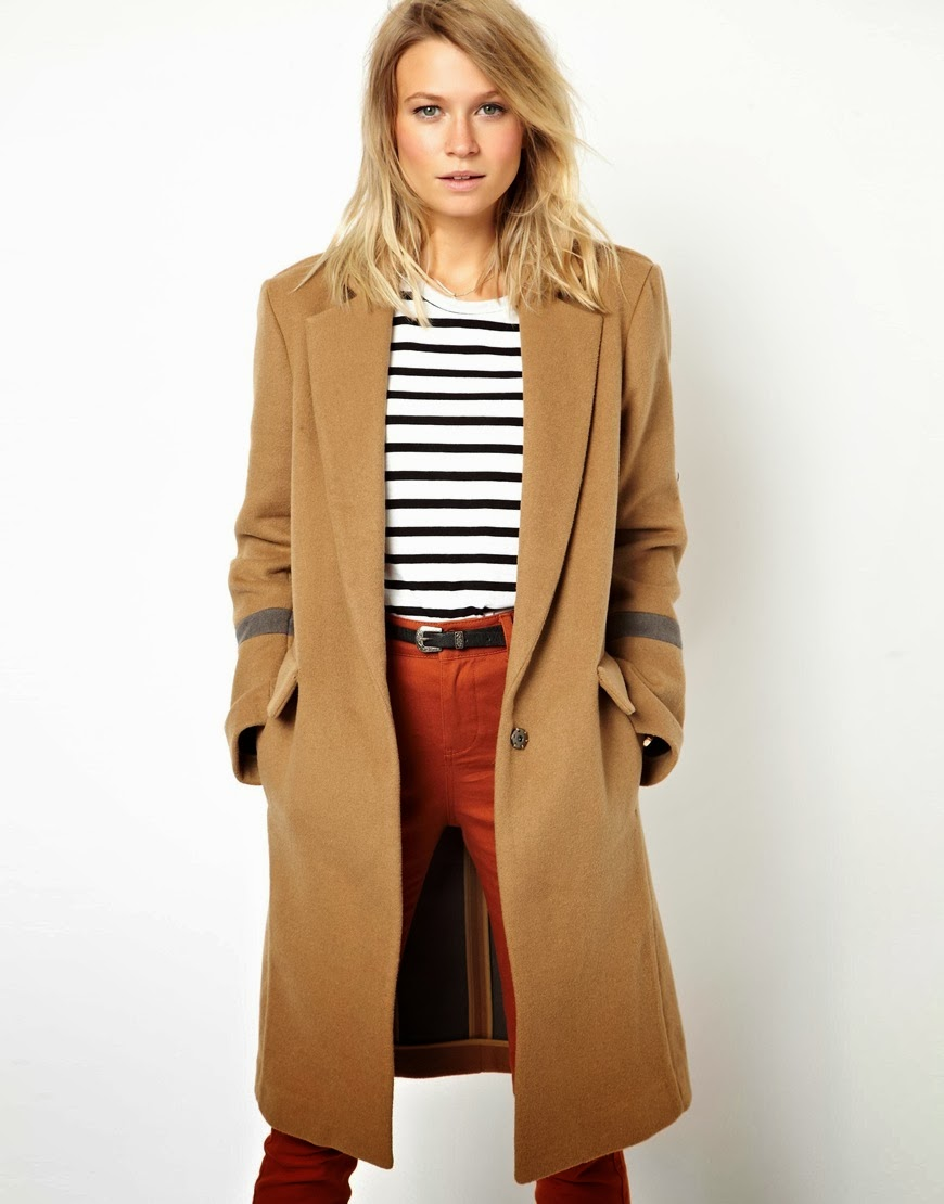 The perfect camel coat... - The Frugality Blog