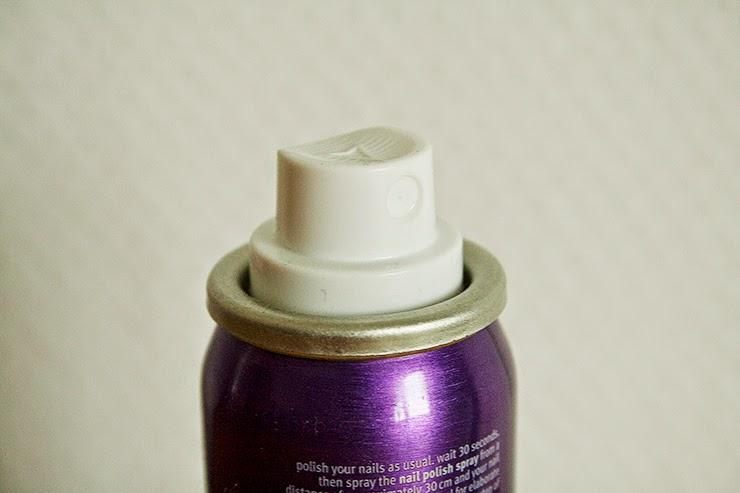 Hipsterfangirlfashion essence express dry spray und die nägel