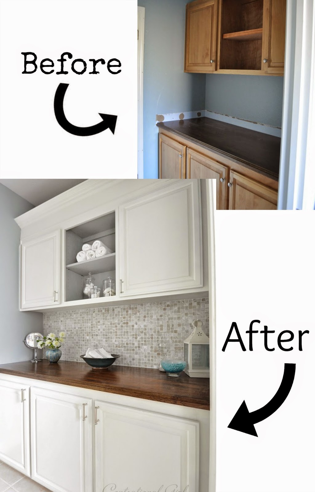 7 best diy bathroom vanity makeovers pneumatic addict - How to redo bathroom cabinets for cheap ...