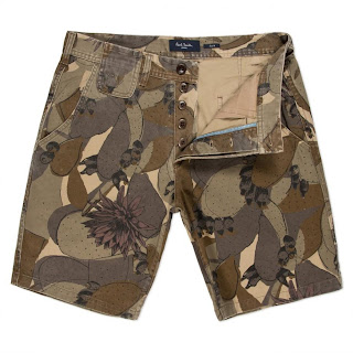 shorts camuflage Paul Smith