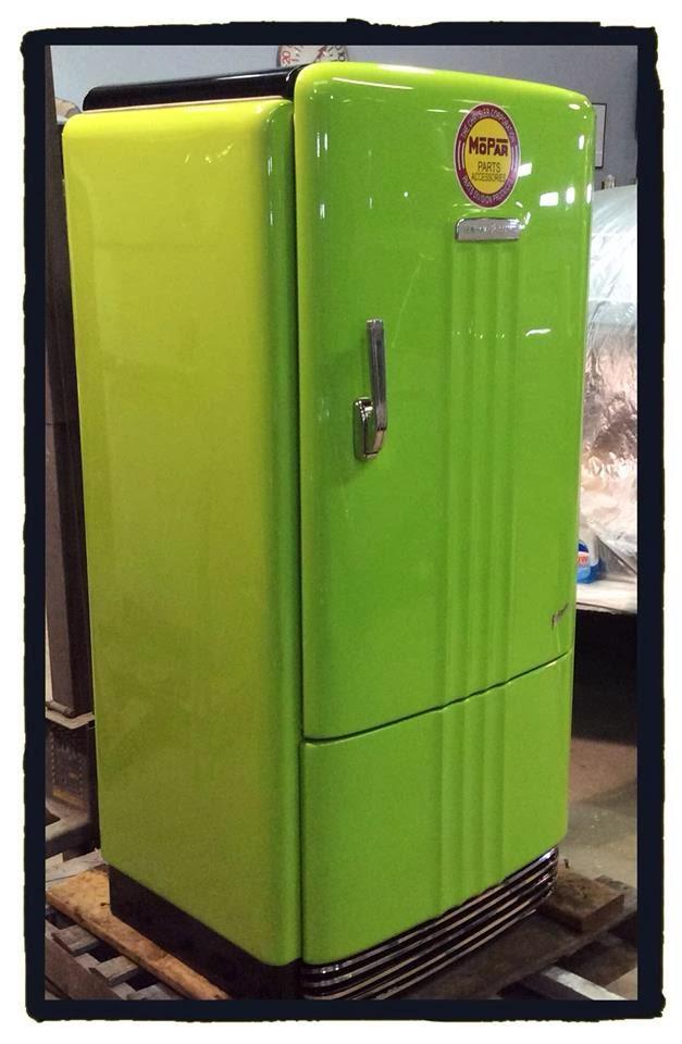 The Retro Revival Retro Refrigerators