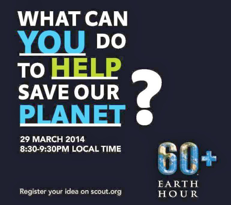 Earth Hour 2014: Small Acts Create Big Change