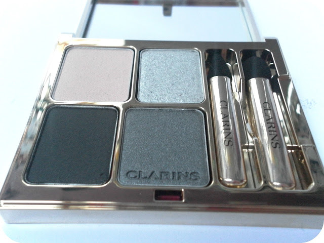 A picture of Clarins 06 Graphites Mineral Quartet