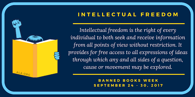 ALA Intellectual Freedom definition - Intellectual freedom is the right of every individual to both seek and receive information from all points of view without restriction. It provides for free access to all expressions of ideas through which any and all sides of a question cause or movement may be explored.