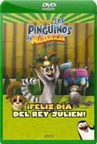 Los Pingüinos de Madagascar: Feliz Día Del Rey Julien (2010) DVDRip Latino