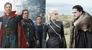Game Of Thrones, Avengers Endgame Lead As MTV Releases 2019 Awards Nomination [Full List]