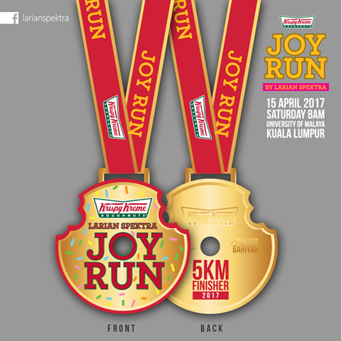 Krispy Kreme Joy Run 2017