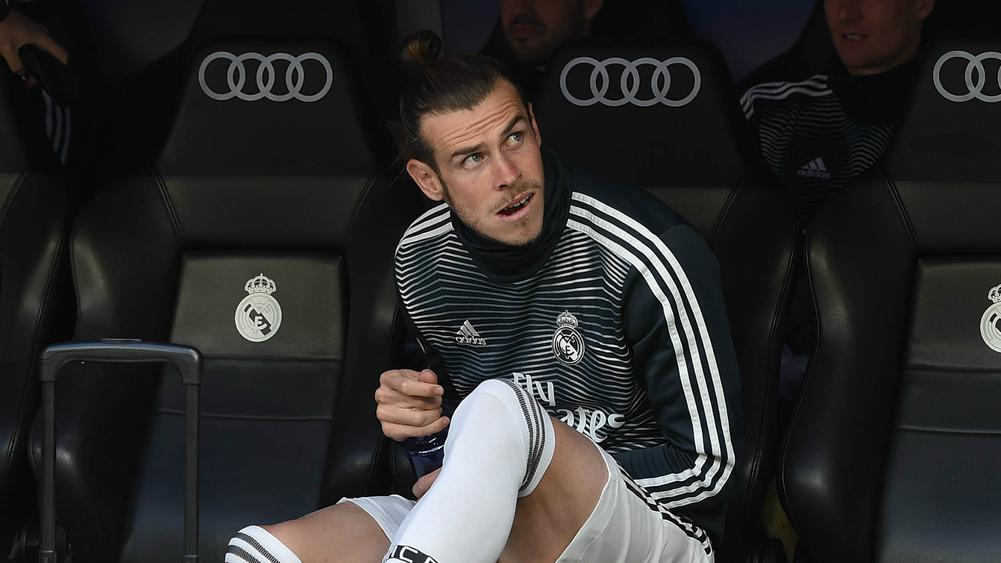 Bale backed by just nine per cent of Real Madrid fans