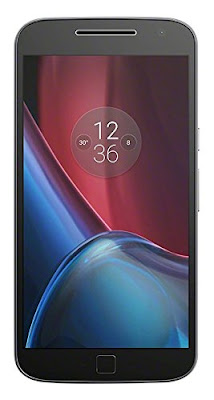 "Motorola Moto G4 Plus - Smartphone libre Android (4G, 5.5"", cámara de 16 MP, 2 GB de RAM, memoria interna de 16 GB ), color negro - [Exclusivo Amazon]"