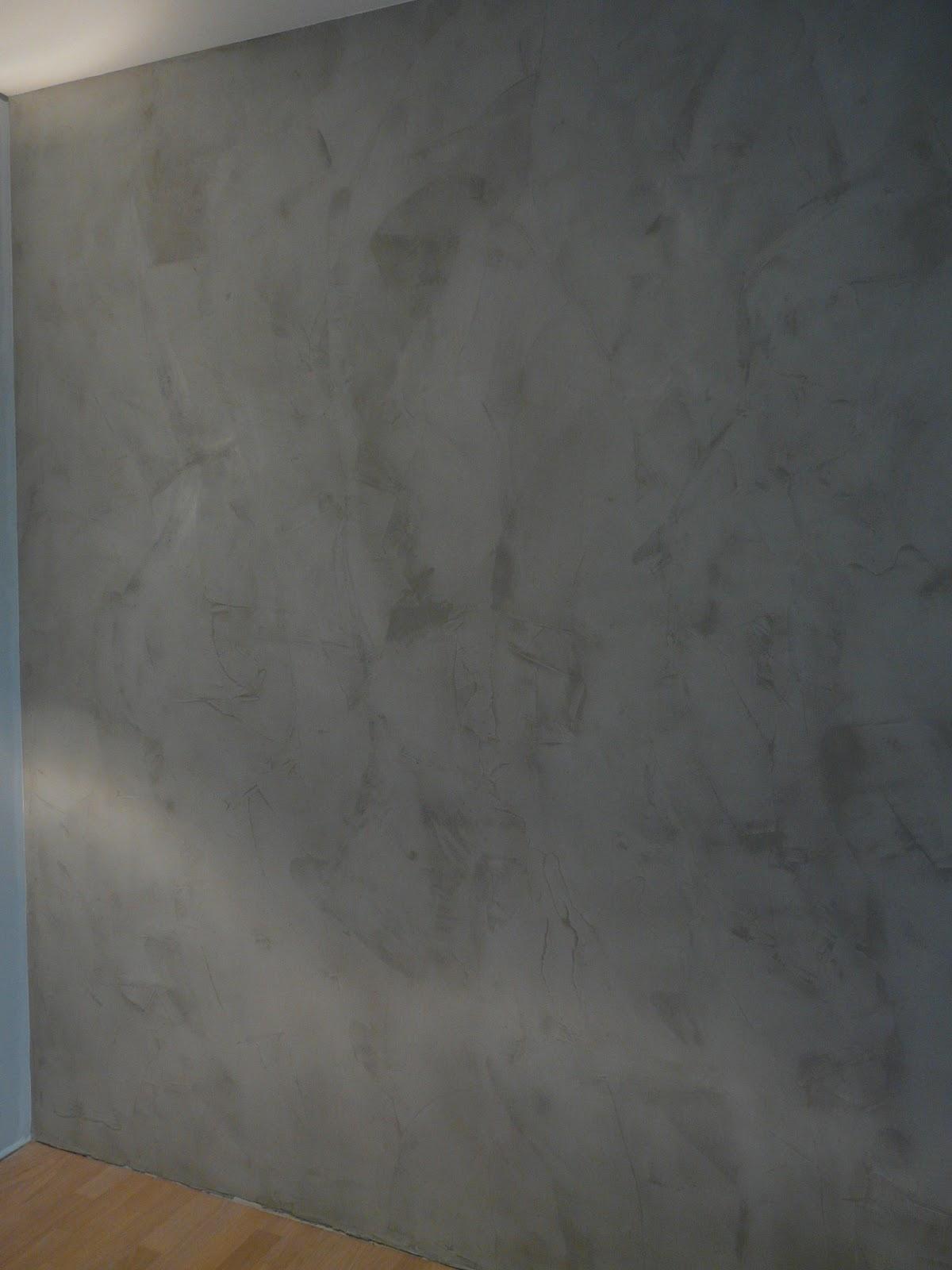 wand wohndesign beton cire beton cir wandgestaltung in betonoptik. Black Bedroom Furniture Sets. Home Design Ideas