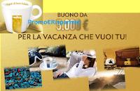 Logo ''Lavazza regala un'emozione in più'': vinci buoni vacanza da 5.000€