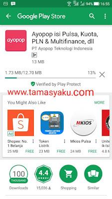 Aplikasi AYOPOP