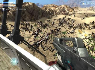 星河戰隊(Starship Troopers),強大的FPS射擊遊戲!