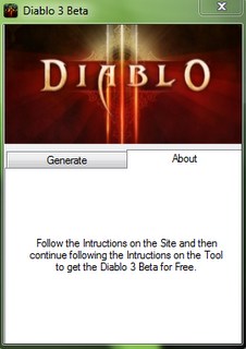 Diablo3 Betakeys