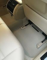 Thảm lót sàn ô tô BMW Seri 5 Màu Beige