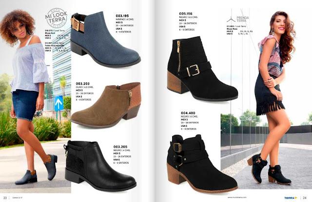 Catalogo de damas calzado MundoTerra PV 2019