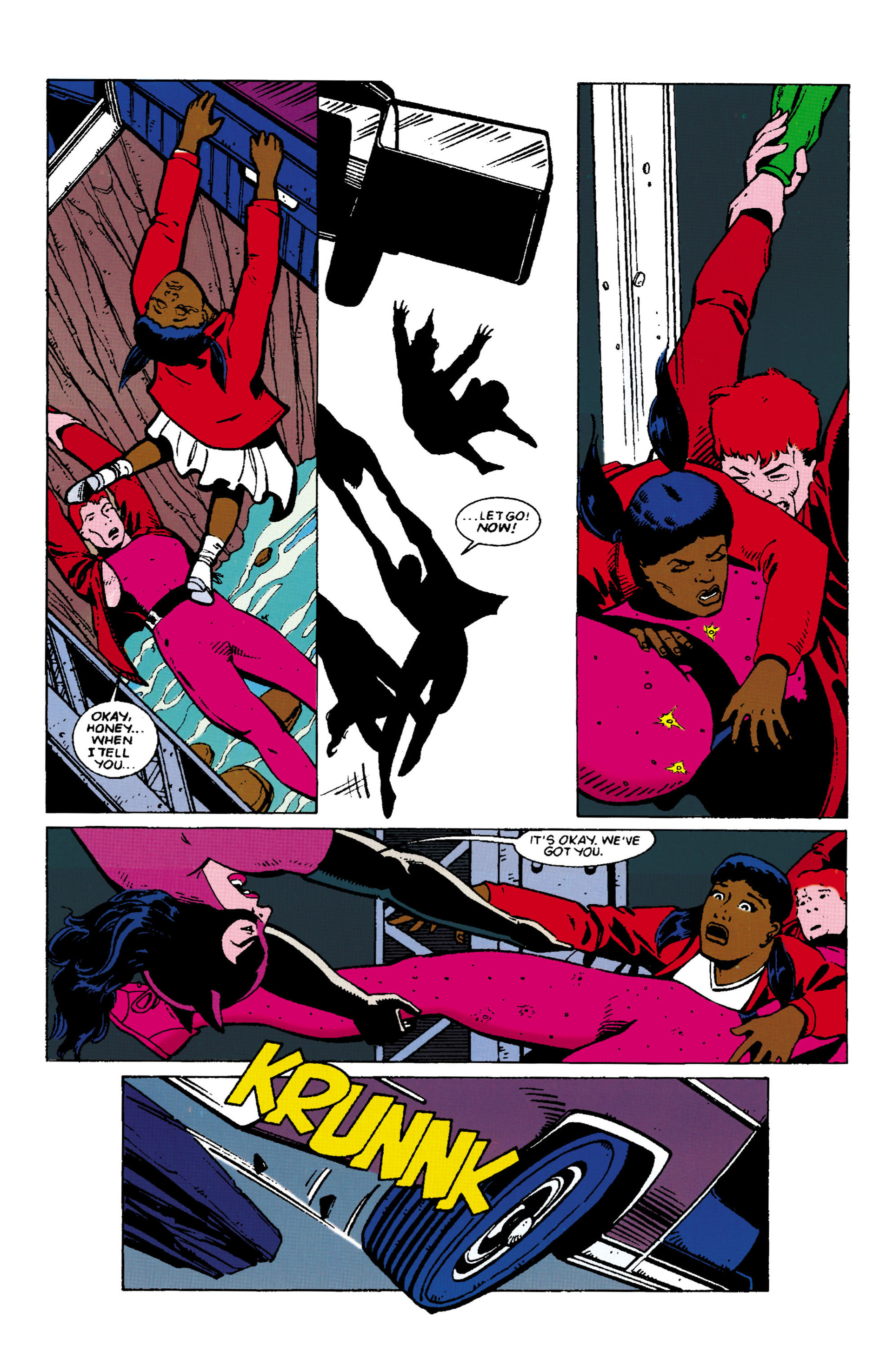 Catwoman (1993) Issue #10 #15 - English 7