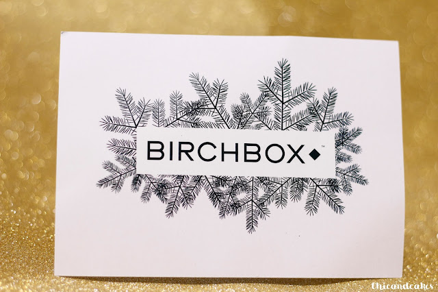 get ready with me birchbox diciembre