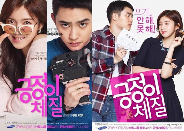 Download Drama Korea Positive Physique Batch Subtitle Indonesia