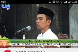 Cara Nonton Video Ceramah Ustadz Abdul Somad Di Youtube Tanpa Iklan