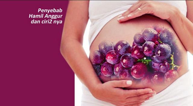 Apa sebenarnya hamil anggur dan mengapa bisa terjadi