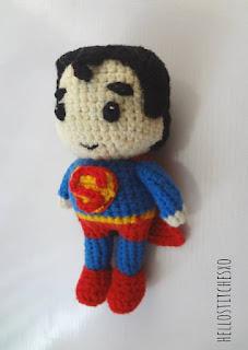 PATRON GRATIS SUPERMAN AMIGURUMI 35756