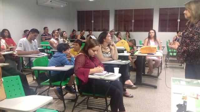 Ciclo de Minicursos Interdisciplinares é desenvolvido no Campus Guajará-Mirim