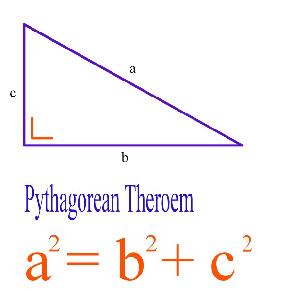 what does the pythagorean relationship state