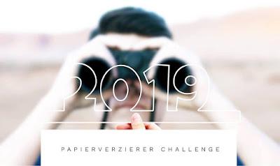 Papierverzierer Challenge 2019
