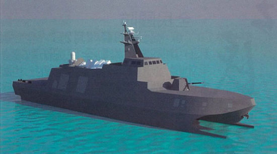 "Taiwan to build twin-hulled ""Stealth"" warship to deal with ..."