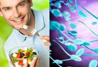 Jenis-Jenis Makanan Untuk Meningkatakan Kualitas Sperma