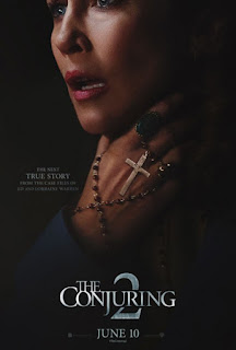 The Conjuring 2: The Enfield Poltergeist - Poster & Segundo Trailer