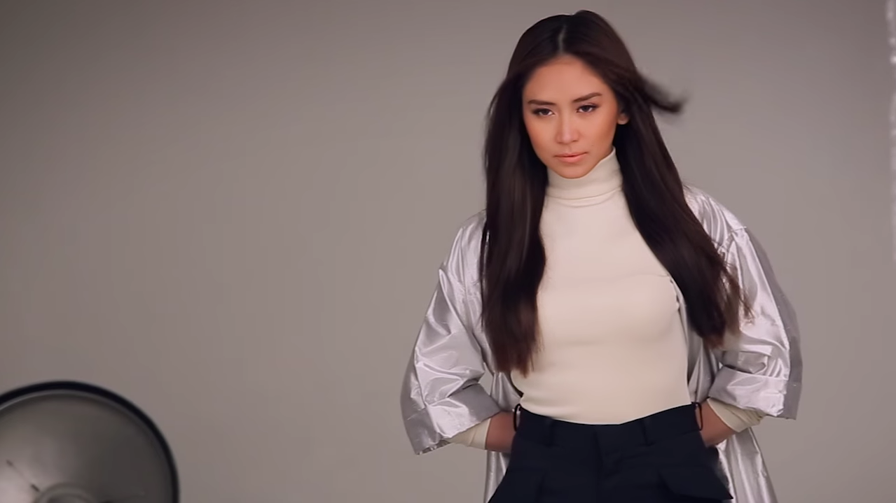 VIDEO Sarah Geronimo THE GREAT UNKNOWN Album photoshoot  Sarah  Geronimo The Philippines QUEEN OF POP