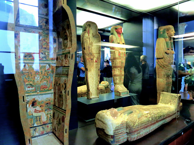 Egyptian Museum in Vatican Museums