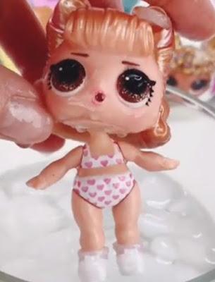 Как меняется цвет куклы Лол Сюрприз Lace