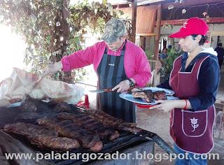 Rancho Doña Maria Costillares en preparacion
